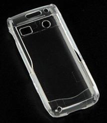 BlackBerry Pearl 9100 Clear Plastic Hard Case Cover