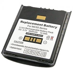 Motorola/Symbol MC55 & MC65 Series: Replacement Battery. 3600mAh Extended