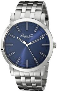 """Kenneth Cole New York Men's KC9234 """"Classic"""" Stainless Steel Watch"""