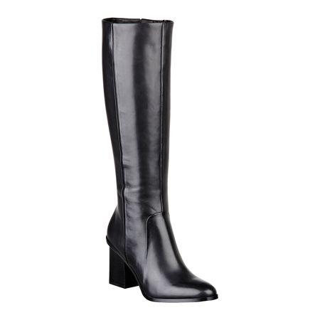 Boot nữ Nathanlie Leather Tall Boots