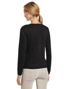 Sofie Women's 100% Cashmere Classic Cardigan Sweater