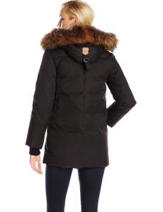 Mackage Women's Marla Down Coat with Fur-Lined Hood
