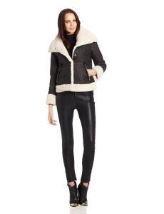 McGinn Women's Erica Trimmed Coat