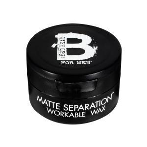 TIGI Bed Head Men Matte Separation Wax, 2.65 Ounce