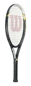 Vợt tennis Wilson Hyper Hammer 5.3 Strung Tennis Racket