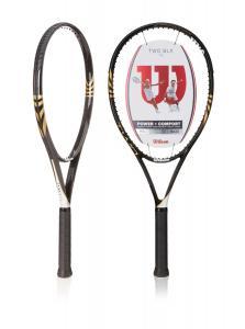 Vợt tennis Wilson '13 Two BLX Tennis Racquet (Unstrung)