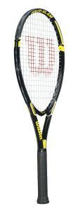 Vợt tennis Wilson Tour Slam Adult Strung Tennis Racket