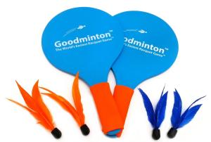 Vợt [HOLIDAY 2014 SALE!] Goodminton   The World's Easiest Racket Game