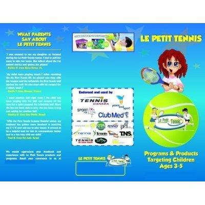 Vợt tennis Le Petit Tennis Racquet 21 inches (Ages 6 to 7)