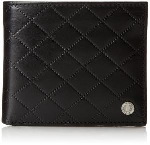 Ví Fred Perry Men's Embossed-Quilt Bifold Wallet