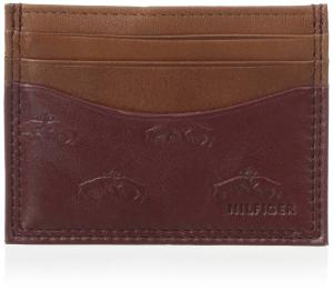 Ví Tommy Hilfiger Men's Herbert Stags Card Case