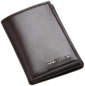 Ví Nautica Mens Weatherley Trifold Wallet
