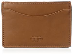 Ví Jack Spade Men's Mill Leather Credit Card Holder
