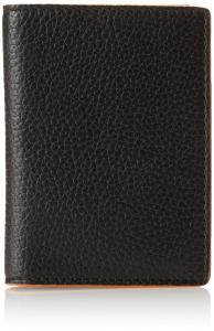 Ví Jack Spade Men's Mason Leather Vertical Flap Wallet