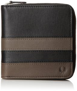 Ví Fred Perry Men's Bold Tipped Zip Around Wallet