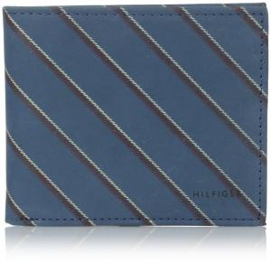 Ví Tommy Hilfiger Men's School Boy Stripe Double Billfold