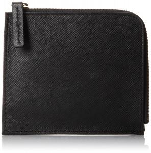 Ví Fossil Men's Caleb L-Zip Pouch In Black