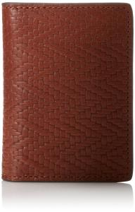 Ví Tommy Bahama Men's Chevron Exterior Money Clip Card Case