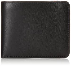 Ví Fred Perry Men's Saffiano Slim Billfold Wallet