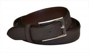 Dây lưng Nike Golf Men's Leather Texturized Belt Brown