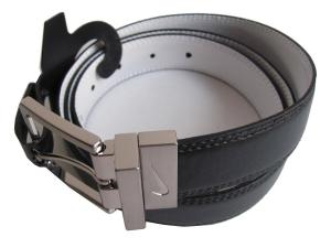 Dây lưng Nike Men's Reversible Golf Belt-Black/White