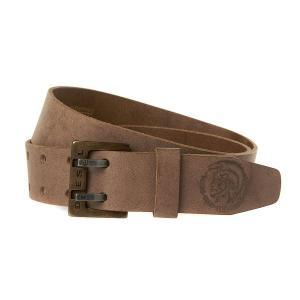 Dây lưng Diesel Men's Btwo Belt Cow Leather Tan Brown