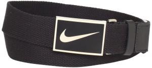 Dây lưng Nike Belts Men's Plaque Buckle Web Belt