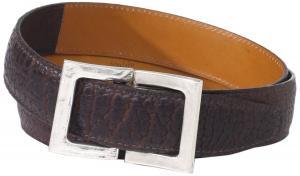 Dây lưng Trafalgar Men's Bison Belt With D Ring Buckle
