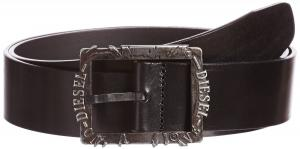 Dây lưng Diesel Men's Biframe Belt Black