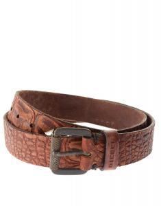 Dây lưng Diesel Men's Bcocco Leather Belt brown