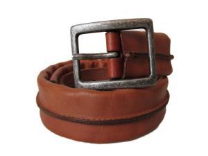 Dây lưng Diesel Men's Dreamlike Leather Belt brown 90cm,36