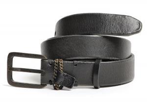 Dây lưng Diesel Men's 3-Bprincipito Leather Belt Brown 100cm,40
