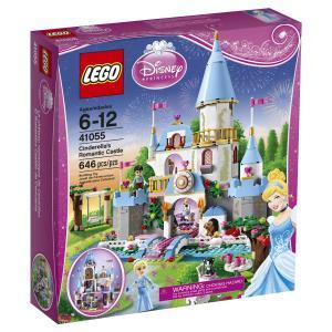 Bộ đồ chơi LEGO Disney Princess 41055 Cinderella's Romantic Castle