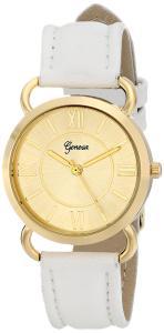 Đồng hồ Geneva Women's 2405C-GEN Analog Display Japan White Watch
