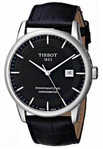 Đồng hồ Tissot Men's T0864081605100 Luxury Analog Display Swiss Automatic Black Watch