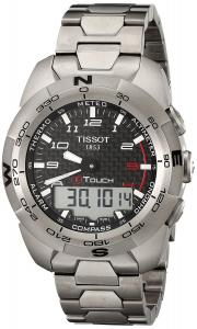 Đồng hồ Tissot Men's T0134204420200 T Touch Expert Watch