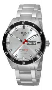 Đồng hồ Tissot Men's T0444302103100 PRS 516 Day-Date Calendar Watch