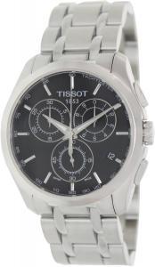 Đồng hồ Tissot Men's T0356171105100  Quartz Stainless Steel Link Bracelet Watch