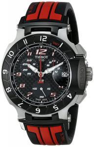 Đồng hồ Tissot Men's T0484172720701 T-Race MotoGP Limited Edition Analog Display Swiss Quartz Red Watch