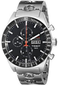 Đồng hồ Tissot Men's T0446142105100 T-Sport PRS516 Automatic Black Day Date Dial Watch