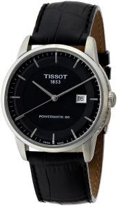 Đồng hồ Tissot Men's T0864071605100 Luxury Analog Display Swiss Automatic Black Watch