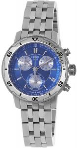 Đồng hồ Tissot PRS 200 Chronograph Blue Dial Quartz Sport Mens Watch T0674171104100
