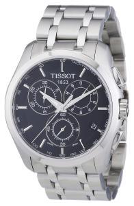 Đồng hồ Tissot Men's T0356171105100 Couturier Chronograph Watch