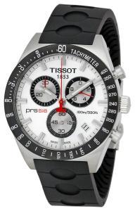 Đồng hồ Tissot Men's T0444172703100 PRS 516 Silver Chronograph Dial Watch