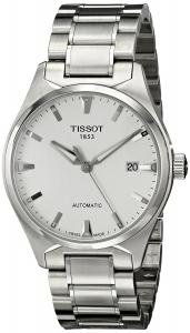 Đồng hồ Tissot Men's T0604071103100 T-Tempo Analog Display Swiss Automatic Silver Watch