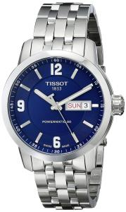 Đồng hồ Tissot Men's T0554301104700 PRC 200 Analog Display Swiss Automatic Silver Watch