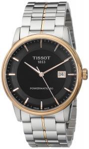 Đồng hồ Tissot Men's TIST0864072205100 Powermatic 80 Analog Display Swiss Automatic Two Tone Watch