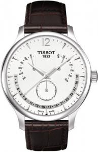 Đồng hồ Tissot Mens Perpetual Calendar Tradition Watch T063.637.16.037.00