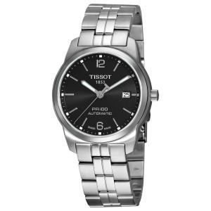 Đồng hồ Tissot PR100 Automatic Black Dial Men's Watch T049.407.11.057.00
