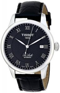 Đồng hồ Tissot T-Classic Le Locle Leather Mens Watch T41.1.423.53